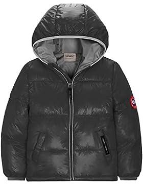 SANMIO Jungen Mädchen Daunenjacke mit Kaputze Kinder Winterjacke Wasserabweisend Daunenmantel Kälteschutz Warm...