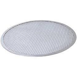 DE BUYER -7350.31 -grille de cuisson a pizza alu. 31cm, Argent