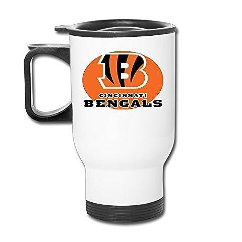 Cincinnati Bengals Paul Brown Travel Mugs Insulated Mug Cup