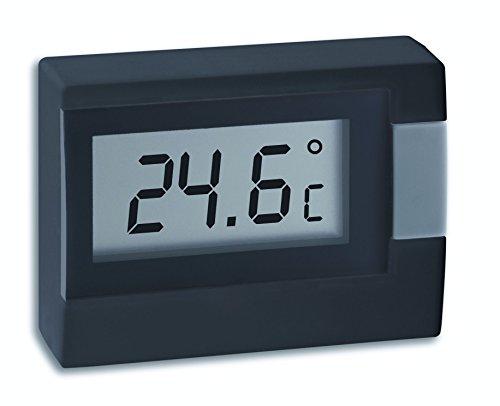 TFA - 30.2017.01- Thermomètre numérique, Couleur Noir