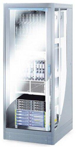 """Intellinet 19"""" Server Cabinet 27U Libera installazione Grigio"""