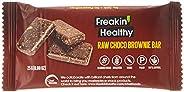 Freakin' Healthy Raw Choco Brownie Snack Bar, 2