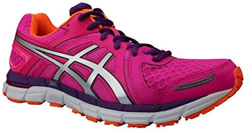 ASICS Damen Performance Gel-Excel33 2 Low-top, pink/lila/orange, 42 EU