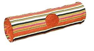 Kerbl Rascheltunnel Swish aus Nylon,ø 25 cm, Länge 90 cm