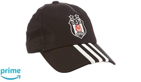 096642d7f1 adidas Besiktas Istanbul Casquette pour Enfant Noir Noir OSFK: Amazon.fr:  Sports et Loisirs