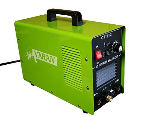 Varan Motors var-ct312-3 Schneidbrennerstation 3 in 1 TIG, MMA, Plasma Varan CT-312 Inverter + Zubehör