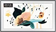 Samsung LS03T The Frame 80 cm (32 Zoll) QLED Lifestyle Fernseher (Art Mode, Full HD, Dual LED, HDR 10+, Smart