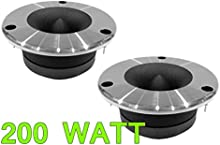 Tweeter TW10Compresión SPL 100W RMS sistema audio Car SPL frente Urlo