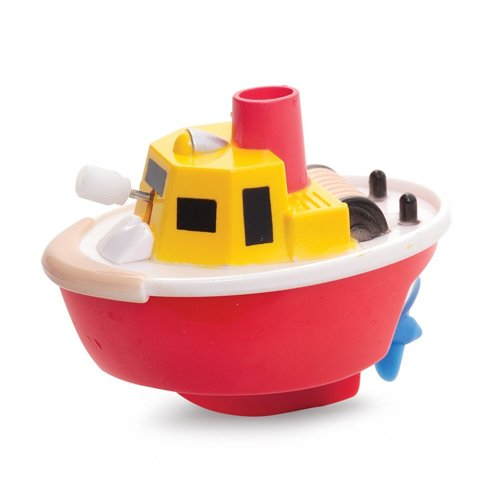 BEST BUY# TOBAR WIND-UP BOAT CRUISERS TOY