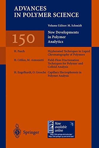 ADVANCES IN POLYMER SCIENCE. : Volume 150, New developments in polymer analytics 1