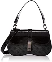 Guess Crossbody for Women- Dark Grey