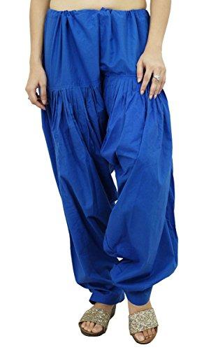 Indian Cotton Ethnische Einstellbare Salwar Bottom-Abnutzungs-damen Kleidung -