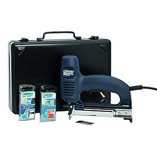 Rapid, 10642912, elektrisches Heftgerät, Leistung und Präzision, Hohe Kapazität, für regelmäßiger Einsatz, Heftklammern inklusive Pro, R553