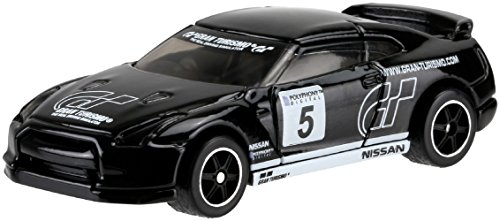 Hot Wheels Gran Turismo Nissan GT-R Vehículo de fundición