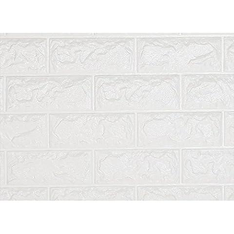 Eizur Removibili Adesivo Murali Impermeabile 3D Finta