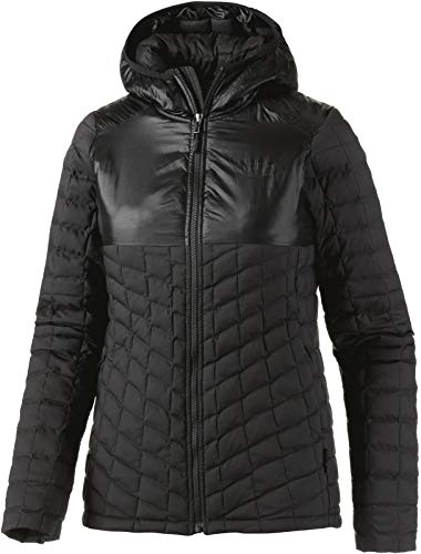 THE NORTH FACE Damen W Thermoball Plus Hoodie Jacke, Schwarz TNF Blk, XS (North Face Hoodie-jacke Damen)