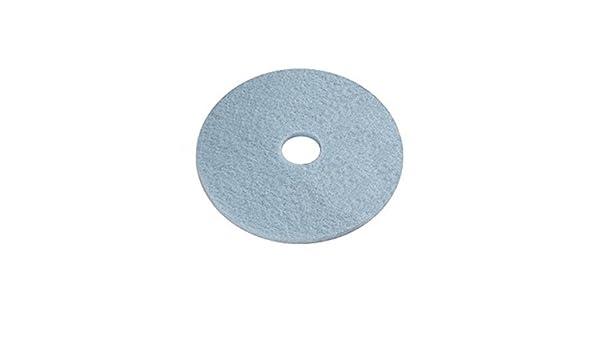 e-line Floor Pads 03.01.32.0012 Polyester Light Blue Pack of 5 304.8 mm Diameter