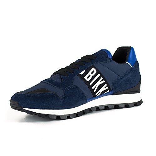 Bikkembergs Sneakers Uomo BKE109095 -BI947 Blu IH011BKE109095-BI947 Blu