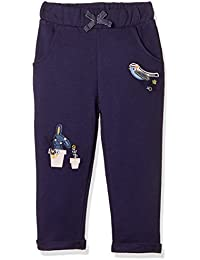 Mothercare Baby Girls' Joggers (MB540-1_Blue_12-18 Months)