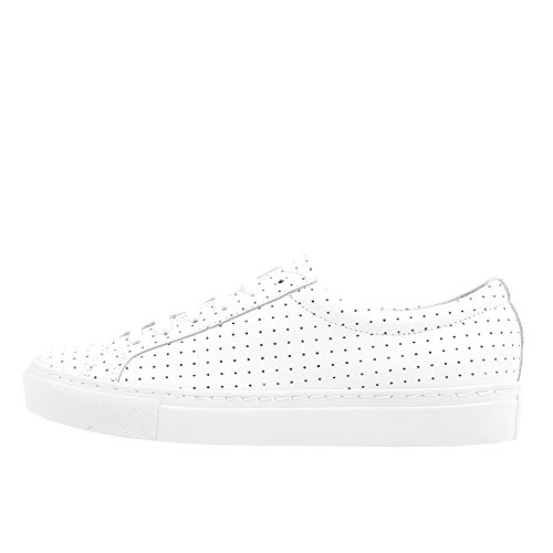 rockamora-louis-chaussures-en-cuir-low-blanc-blanc-perforated-43