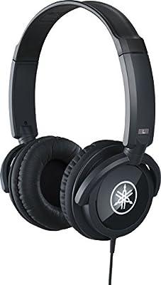 Yamaha HPH-100B - Auriculares, color negro