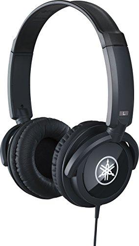 Yamaha - HPH100B - Casque - Noir