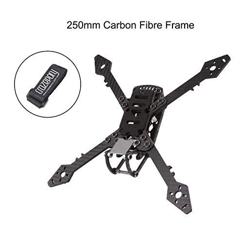 4pcs 3BHOBBY 2306 2700KV Motor sin escobillas 3-6S Lipo para 200-220 FPV Racing Frame Drone Quadcopter