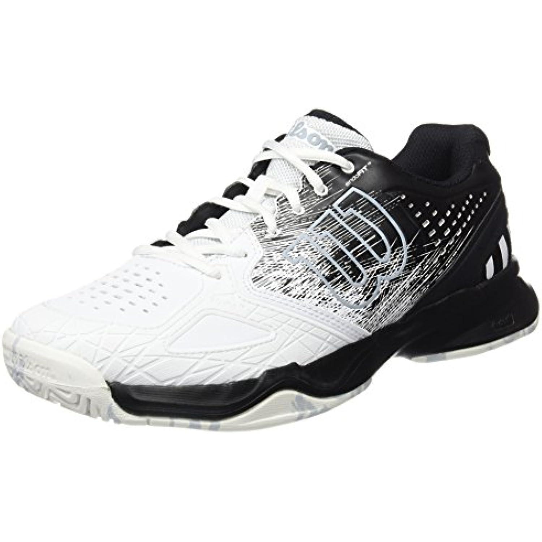 purchase cheap 7f283 35e79 Wilson Wilson Wilson Homme Chaussures de Tennis, Idéal pour les  joueurs offensifs, Pour tout type de terrain, KAOS COMP, Tissu.