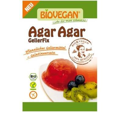 ijsalut-Gelée Agar poudre s/g bio Biovegan 30gr