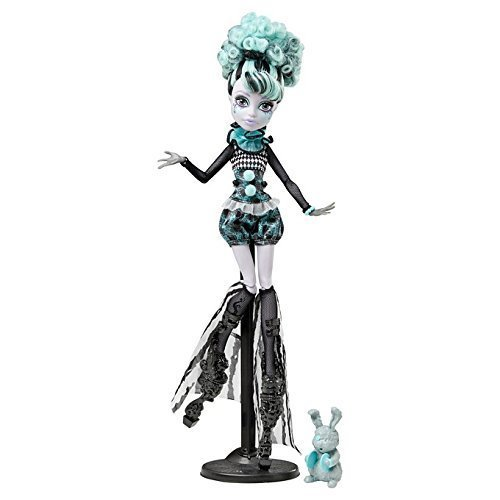 Monster High Twlya Freak Du Chic Doll by MX422012 by Unknown