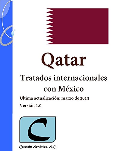 Qatar - Tratados Internacionales con México