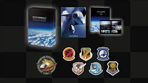 """【PS4】ACE COMBAT 7: SKIES UNKNOWN COLLECTOR""""S EDITION【早期購入特典】「ACE COMBAT 5: THE UNSUNG WAR ( PS2移植版) 」 「プレイアブル機体 F-4E PhantomII」「歴代シリーズ人気機体スキン3種」がダウンロードできるプロダクトコード (封入)"""