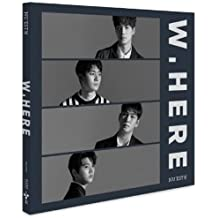 NU'EST W - [NEW ALBUM] PORTRAIT VER. CD+Photobook+Mini Photobook+PhotoCard+Poster(On Pack) K-POP Sealed