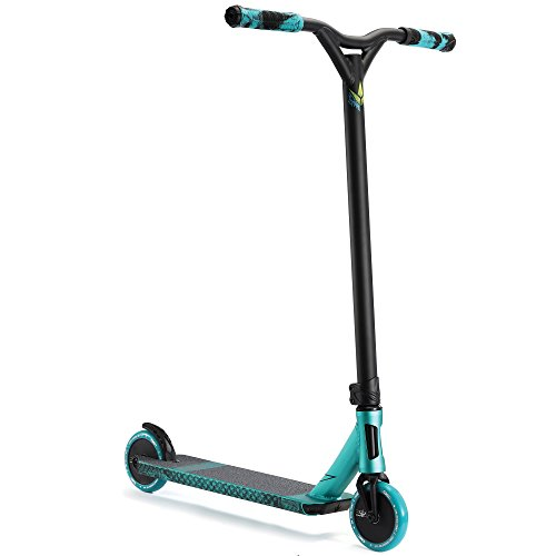 Blunt KOS S5 Complete Stunt-Scooter (Charge (Teal Glow in the night))