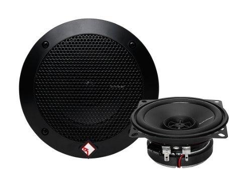 Rockford Fosgate R14X2 Prime 4-Inch Full Range Coaxial Speaker - Set of 2 Size: 4-Inch CustomerPackageType: Standard Packaging, Model: R14X2, Gadget & Electronics - Rockford Fosgate 4in