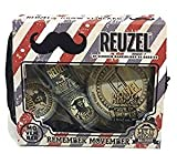 REUZEL Remember Movember Bart-Set, 1er Pack (1 x 1 Stück)