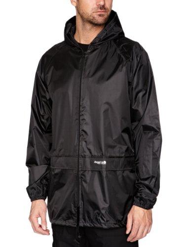 Regatta Stormbreak - Chaqueta para hombre, tamaño S, color negro