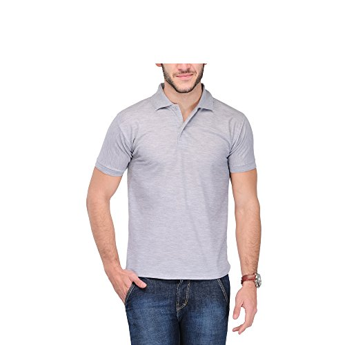 TSX Mens Cotton Rich Polo T-Shirt  available at amazon for Rs.349