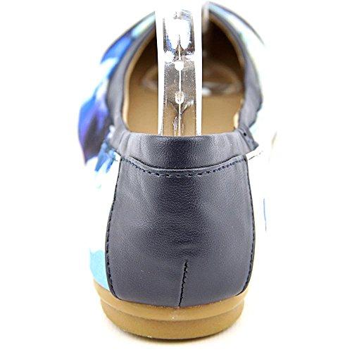 Easy Spirit e360 Gessica Toile Chaussure Plate Blue Co