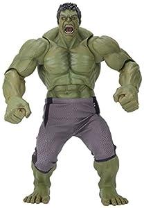 NECA- Hulk Figura de 53 cm, Marvel Age of Ultron, Escala 1:4, NEC0NC61416