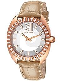 Pierre Cardin-Damen-Armbanduhr Swiss Made-PC106052S08