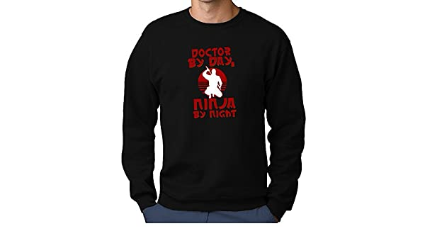 Sweat Teeburon DayNinja Shirt Doctor Night By l1J3TFKc