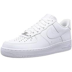 Nike - Zapatillas de deporte, Hombre, Blanco, 42.5 EU