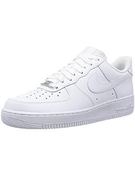 Nike Unisex-Erwachsene Air Force 1 '07 Low-Top
