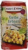 Müller´s Mühle Gelbe Erbsen, 7er Pack (7 x 500 g)