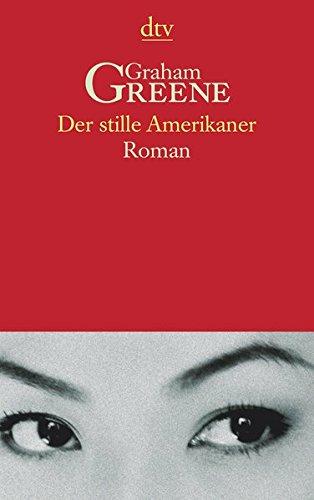 Buchcover Der stille Amerikaner