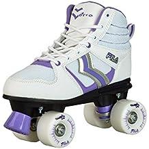 Fila Mujer Roller de patines en línea Verve Lady Patines, mujer, Roller-Skates Verve Lady, White/Violet/, 40