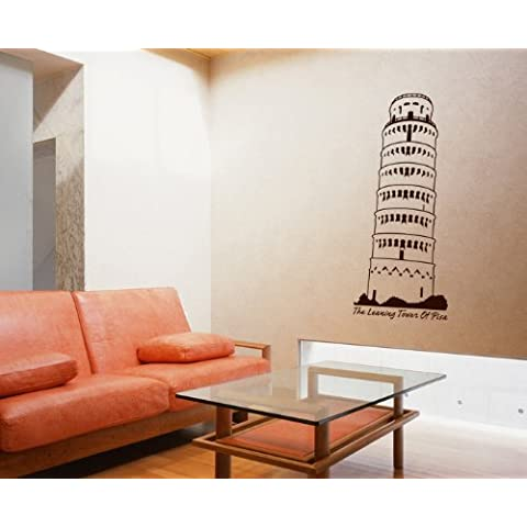 Newsee Decals la Torre Pendente di Pisa