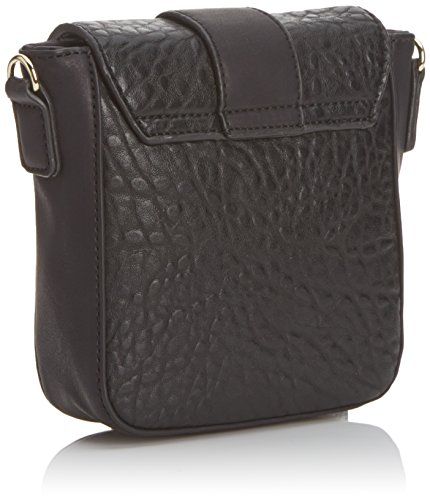 Paul & Joe Sister Chawn Black, Borsa messenger donna Nero