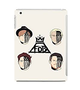 EPICCASE FOB Mobile Back Case Cover For Apple Ipad Mini (Designer Case)